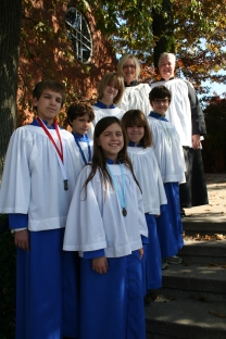 Choristers, 2012