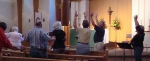 Celebrate! Renewal weekend, Oct 2009
